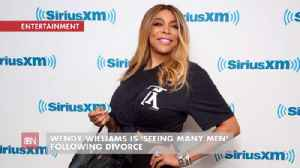 News video: Wendy Williams Is A Busy Single Woman