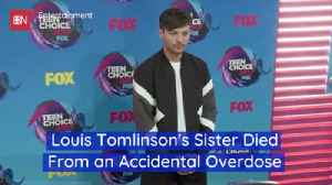 The Sad Ending For Louis Tomlinson's Sister [Video]