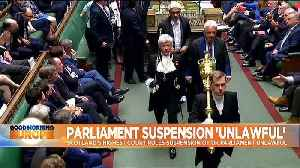 Did UK government mislead Queen Elizabeth II over parliament prorogation? [Video]