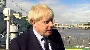 Boris Johnson denies lying to the Queen [Video]
