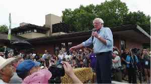 Electability Haunts Sanders [Video]