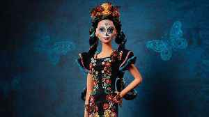 Mattel to debut 'Day of the Dead' Barbie [Video]