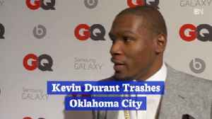 KD Isn't Messing Around With OKC [Video]