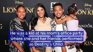 Chance the Rapper Told His Wife 'Let's Get Married' When He Was Nine [Video]