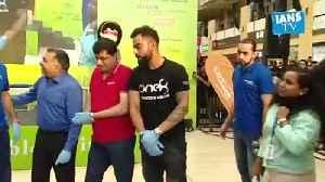 #SustainableLiving: Virat Kohli creates awareness on plastic recycling [Video]