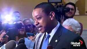 Report: Virginia Lt. Gov. Justin Fairfax Files Defamation Suit Against CBS [Video]