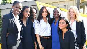 UK's Duchess Meghan Launches New Charity Fashion Range [Video]
