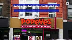 Popeyes Says 'Bring Your Own Bun' to Make a Chicken Sandwich [Video]