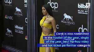 Cardi B Leads 2019 BET Hip Hop Awards With Most Nominations [Video]