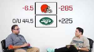 Browns @ Jets Betting Preview [Video]