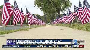 Ceremony in Parkville remembers the heroes of 9/11 [Video]
