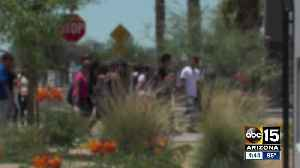 Valley kids bring awareness to Suicide Prevention Month [Video]