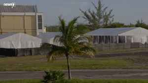 News video: Bahamian Shelters Are Overflowing After Hurricane Dorian