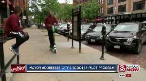 Age verification coming for Omaha scooters [Video]