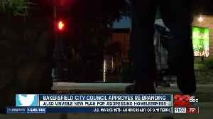 City approves new branding and discusses homelessness challenges [Video]