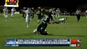 Joseph Campbell back to quarterback the Rams ahead of the Holy Bowl [Video]