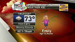 Weather Kid - Emily [Video]