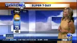 Thursday Super 7-Day Forecast [Video]