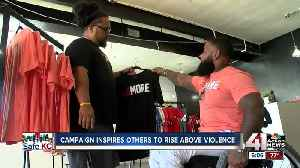 KC community group, clothing store team up for 'I am More' anti-violence campaign [Video]