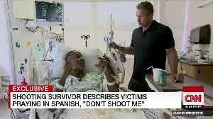 El Paso shooting survivor lies to Chris Cuomo [Video]