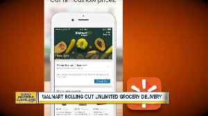 Delivery service rolling out for Walmart [Video]