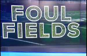 Unsafe football fields at local schools [Video]