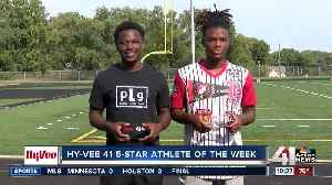Washington seniors Tywan Muturi, Thomas Anderson named Hy-Vee Athletes of the Week [Video]