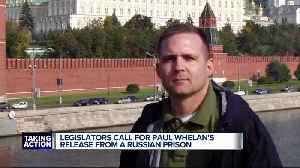 Michigan Congressional delegation calls on Russia to release Paul Whelan [Video]