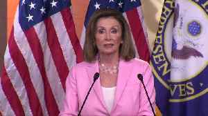 Pelosi stands firm on impeachment stance [Video]