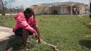 News video: U.S. Won't Grant Protected Status To Bahamians Fleeing Dorian Damage