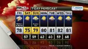 Brett's Forecast 9-12 [Video]