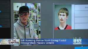 State Senate Approves Bill Banning Facial Recognition Use [Video]