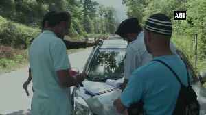 Traffic police aware commuters about new rules in JK Poonch [Video]