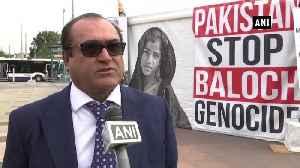 Pakistan 'breeding ground' of terrorism Baloch HRC Secretary Genrals [Video]