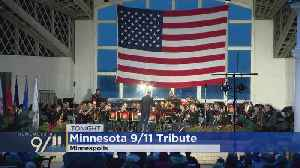 Minnesotans Mark 18th 9/11 Anniversary [Video]
