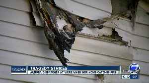 Aurora dispatcher getting help from community after home is struck by lightning [Video]