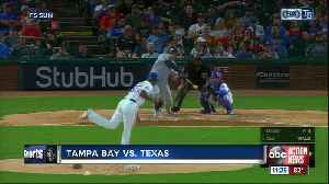 Rougned Odor's home run pushes Texas Rangers past AL wild card-leading Tampa Bay Rays 10-9 [Video]