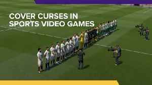 These sports video game covers just couldn't get a break! [Video]