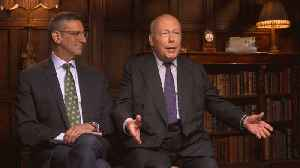 'Downton Abbey': Exclusive Interview With Michael Engler & Julian Fellowes [Video]