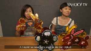 Making lanterns for Mid-Autumn Festival - Go with the Flo [Video]