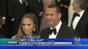 Trending: JLo Super Bowl Rumor [Video]