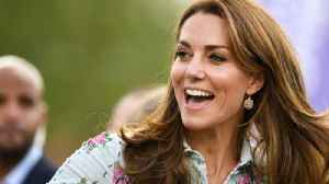 Kate Middleton Reveals What Prince Louis Loves To Do Outside [Video]