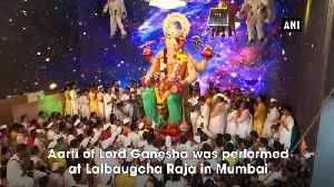 News video: Ganesh Chaturthi People take out procession for immersion of Ganpati idols
