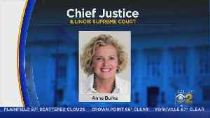 News video: Anne Burke Named Illinois Supreme Court Chief Justice