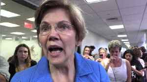 News video: Warren Would Expand Social Security