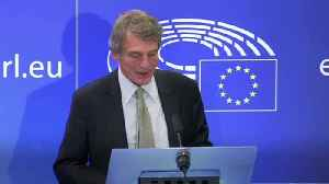 European Parliament: UK hasn't proposed any new Backstop alternatives [Video]