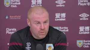 Dyche: Drinkwater situation not ideal [Video]