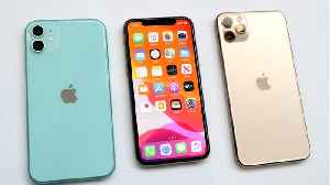 The iPhone 11 Pro 512GB Model Costs As Much As The MacBook Pro [Video]