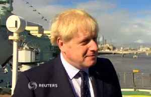 UK PM Johnson denies lying to the Queen [Video]