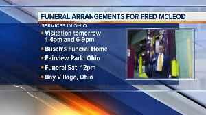 Funeral arrangements announced for former Detroit sportscaster Fred McLeod [Video]